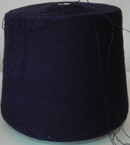 High Bulk Yarn 2/28s - Navy 1600g